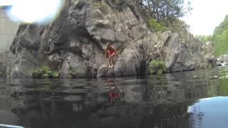 riviere de Chisa (Corse 15 aout 2103)