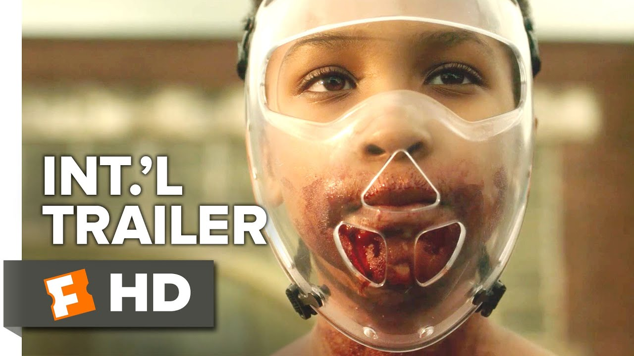 The Girl With All The Gifts Official International Trailer