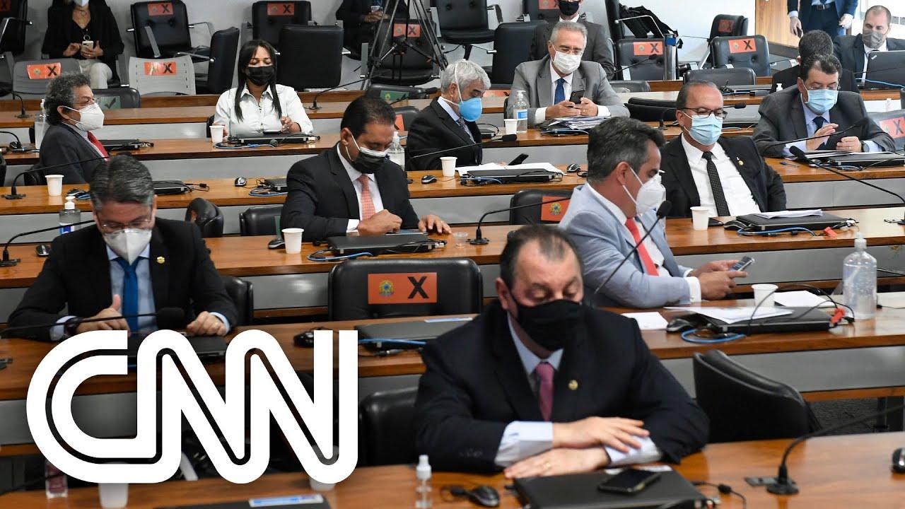 Nunes Marques autoriza motoboy a não comparecer à CPI da Pandemia | CNN Brasil