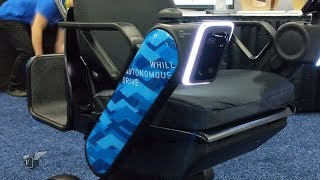 The Invisible Chauffeur #CES2019