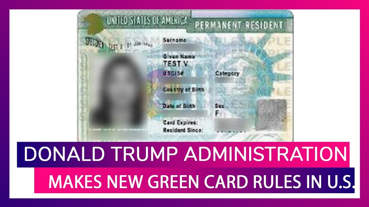 US Green Card Applicants Will Soon Have to Provide Social