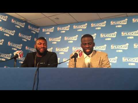 "Festus Ezeli gives a ""great answer"""