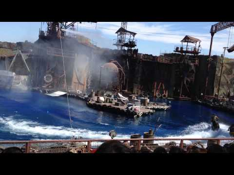 Big accident in water world universal studios. Pls subscribe