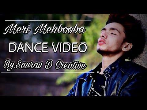 Meri Mehbooba Tu Hoti   Dance By.Saurav D Creative In T.R.SHWHNEY PVT.LTD.