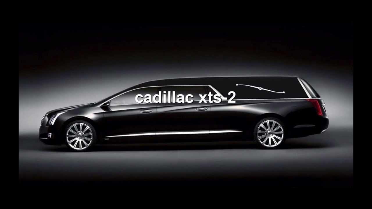 Cadillac Hearse XTS-2 - YouTube