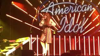 Catie Turner Havana American Idols Live 2018 Minneapolis