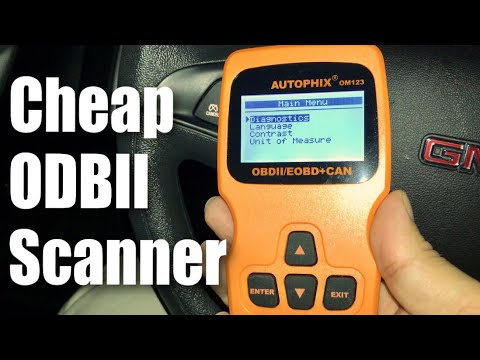 Cheap AQV OBD2 Universal Auto Code Reader Scanner Diagnostic Tool Review