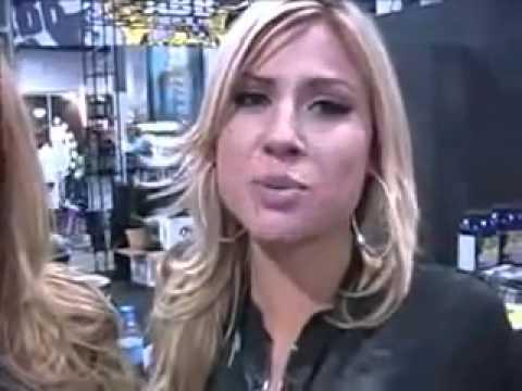 Marzia Prince & Alizia Guiterrez 2008 Olympia Interview ...