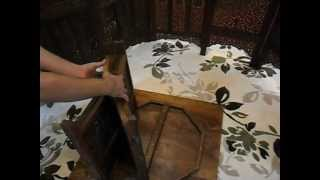 Kashmir Antique Furniture - Foldable Table