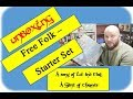 Unboxing - Free Folk Starter Set - A song of Ice and fire - A Game of Thrones miniature's game