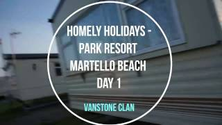 Homely Holidays - Park Resorts - Martello Beach
