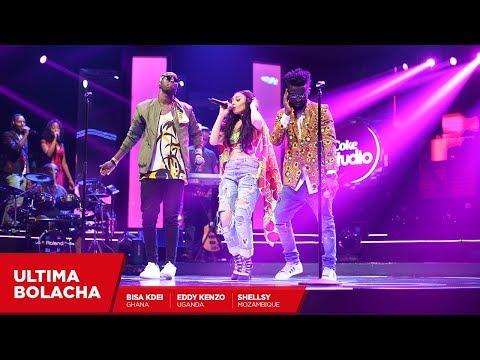 Shellsy Baronet, Bisa Kdei & Eddy Kenzo: Ultima Bolacha - Coke Studio Africa