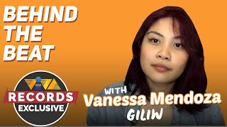 "Behind The Beat: ""Giliw"" by Vanessa Mendoza"