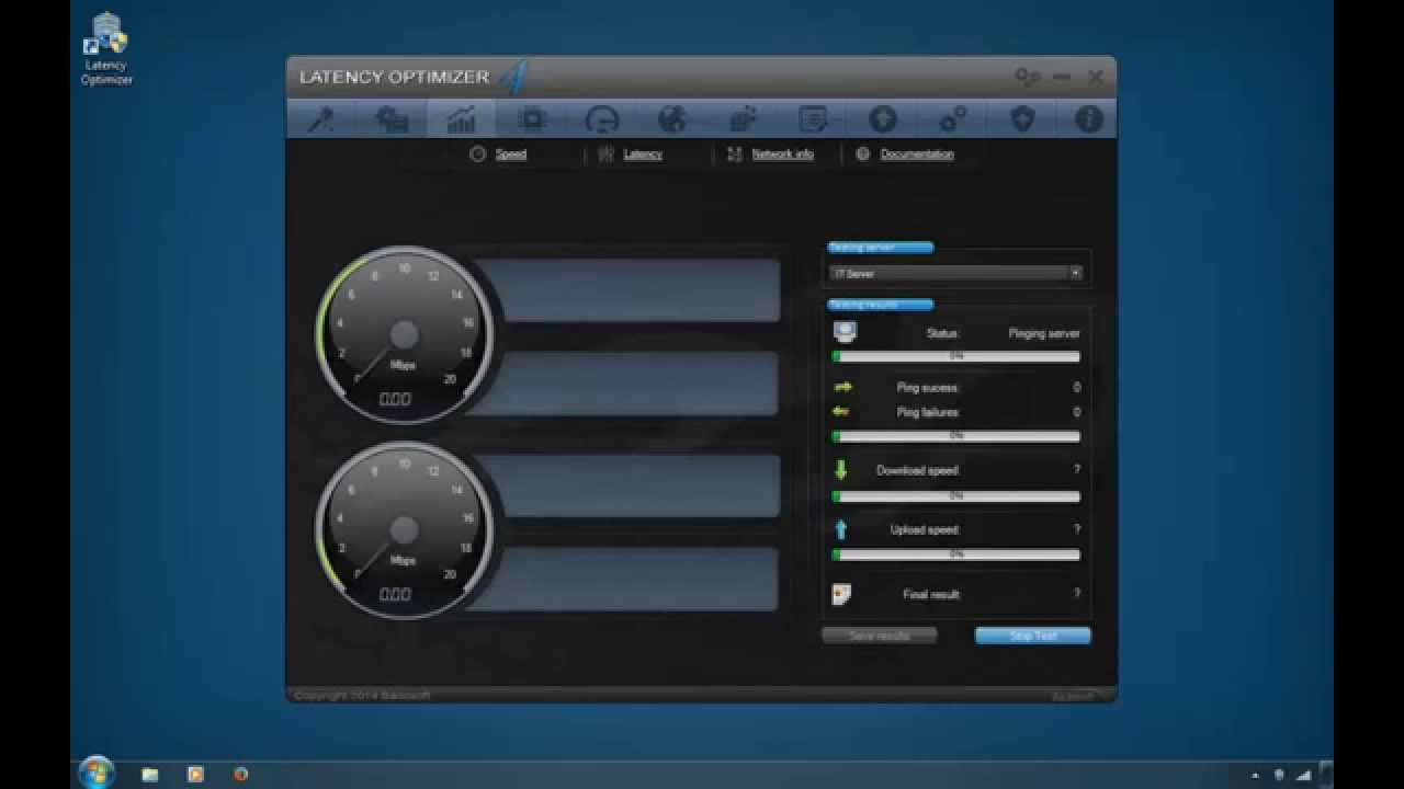 Solve lag, ping, FPS & latency issues with Latency Optimizer 4
