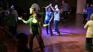 West Coast Swing CRAVE Social at DF Dance