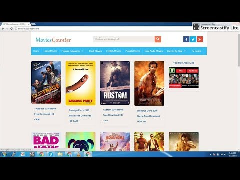 How to download movies from Movies Counter...