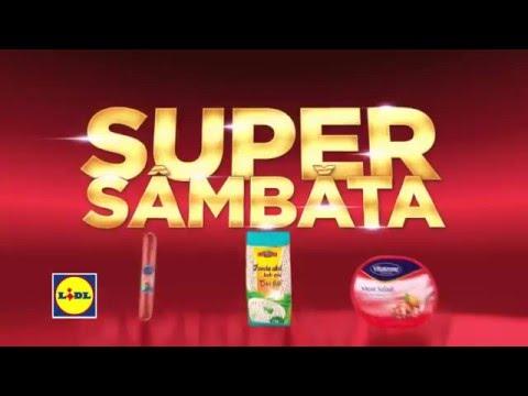 Super Sambata la Lidl • 21 Mai 2016