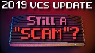 "Latest on Atari VCS: Still a ""scam""?"