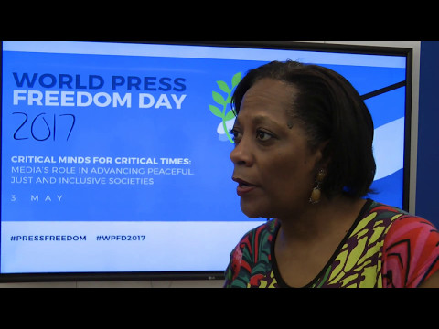 World Press Freedom Day: Stop Online Harassment