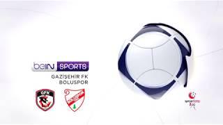 Gazişehir Gaziantep FK 1 - 0 Boluspor