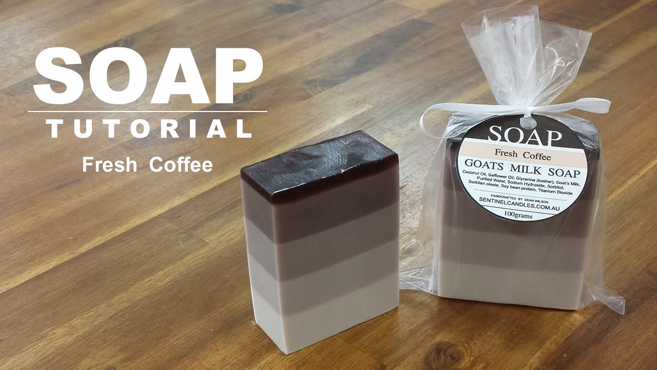 how to make soap with melt and pour soap base