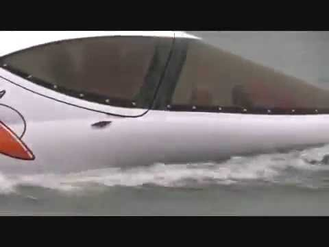 Seabreacher X Submersabile Watercraft