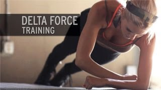 Delta Force Training