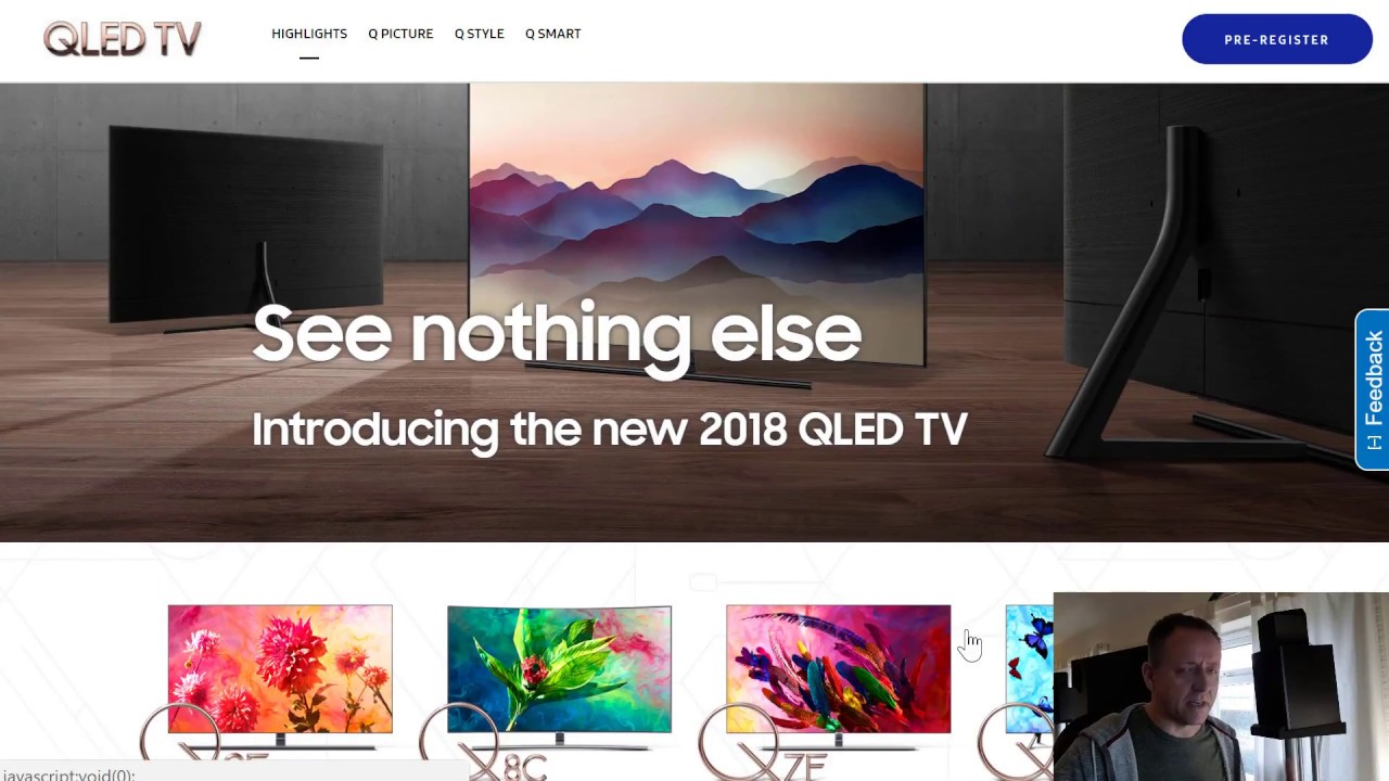 Are Samsungs New 2018 TV's Any Good? Q9F, Q8C, Q7F, Q6F