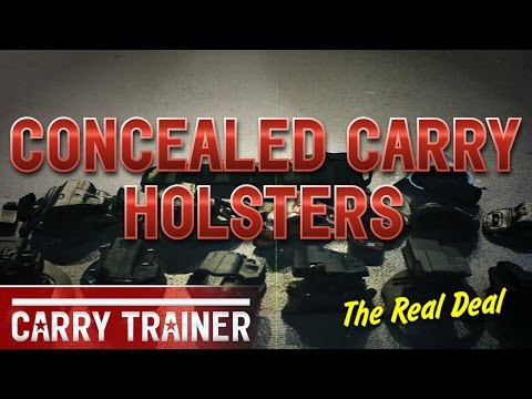 The Best Concealed Carry Holster  | Episode #16