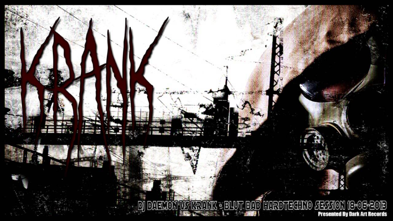 Dj Krank VS Daemon @ Blut Bad Hardtechno Session II 18-05-2013 (Hardtechno/Schranz)