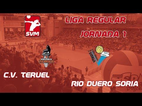 (SVM 2017-2018) C.V. Teruel -VS- Río Duero Soria