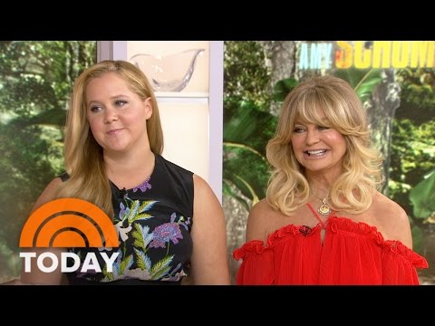 Thumbnail: Amy Schumer And Goldie Hawn Talk Their New Film 'Snatched' | TODAY