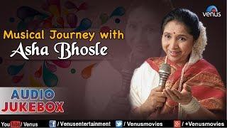 Musical Journey With Asha Bhosle : Best Bollywood Hits || Audio Jukebox