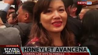 SONA: Pres. Duterte, nakipagkamay kay Ambassador Laurel sa kabila ng pahayag niya...