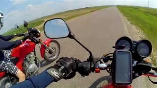 Делаю мотоцикл быстрее за 10 рублей.