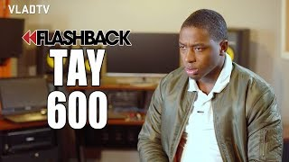 Tay 600 on Cdai Accusing Him of Snitching From Prison: Edai's Behind It (Flashback)