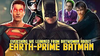 Everything We Learned About The Arrowverse Batman From Batwoman Season 1