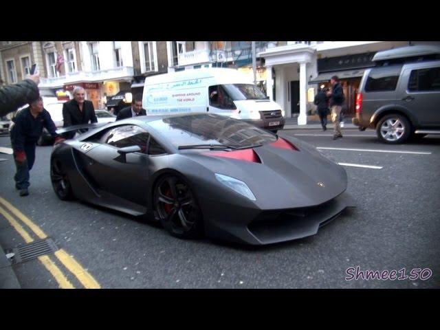 Lamborghini Elemento Vs Zentorno Which One Is Better