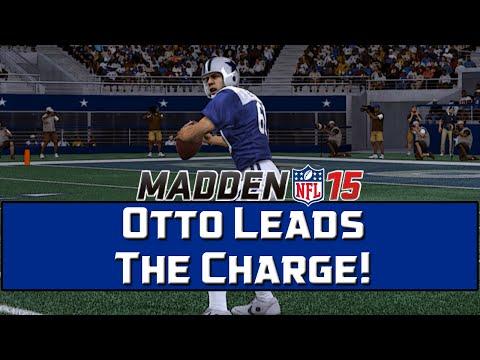 Otto Graham Goes Otto HAM! | Madden 15 Ultimate Team - Head To Head Seasons (Game 7)