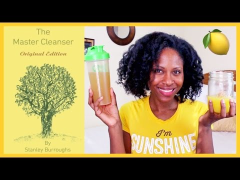 Master Cleanse Lemonade Detox Diet TIPS + HOW TO! • @glamazini