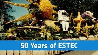 50 years of ESTEC