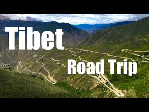 Tibet Road trip Slideshow | Summer 2016 | Shenzhen - Lhasa