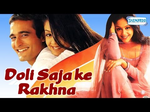 Doli Saja  Ke Rakhna (1998) - Akshaye Khanna - Jyothika - Best Romantic Hindi Movie