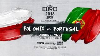 POLONIA vs. PORTUGAL