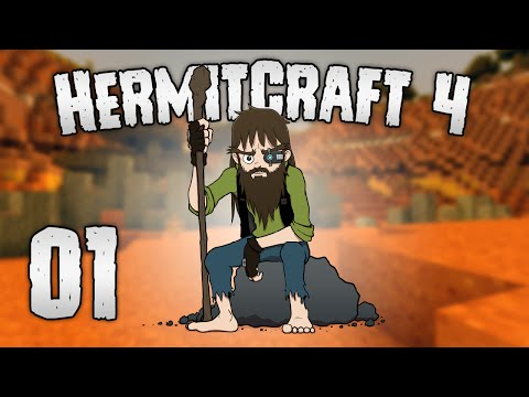 HermitCraft 4 - #1: The Great Swim...