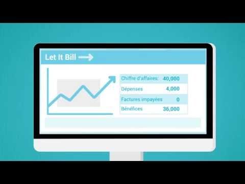 LET IT BILL - La meilleure façon de facturer vos clients !