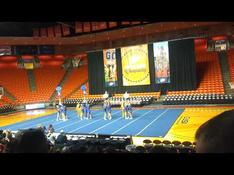 Las Cruces Catholic School Cavs at UTEP Championships 2020
