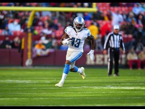Bo Scarbrough Highlights vs. Cowboys & Redskins   Detroit Lions