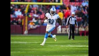 Bo Scarbrough Highlights vs. Cowboys & Redskins | Detroit Lions