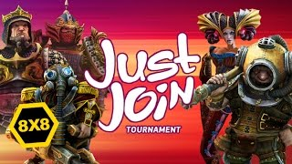 Panzar : Just Join Tournament IV